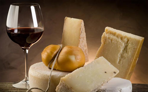 wine, oil cheese tour
