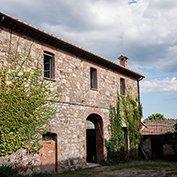 casa melograno tuscany