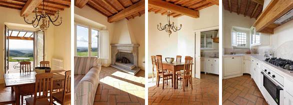 casa aria tuscany