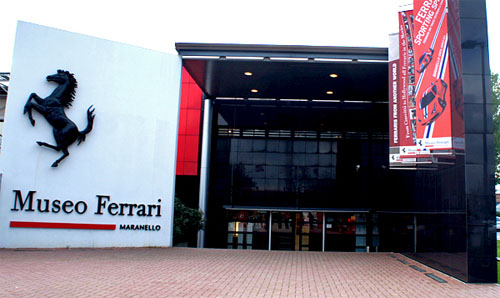 ferrari experience - live the dream