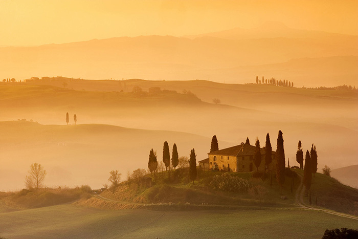 weather in tuscany