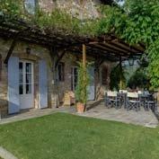 villa bellissima tuscany