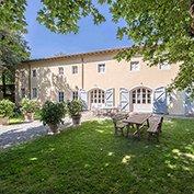 villa bocca dependance tuscany