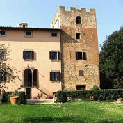 villa certaldo tuscany