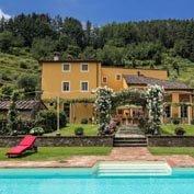 villa conte tuscany