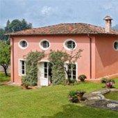 villa geranio tuscany