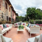 villa pisano tuscany