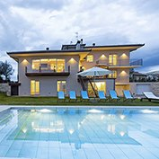 villa serafina tuscany