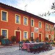villa volpino tuscany