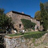 villa zafferano tuscany