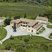villa archi tuscany