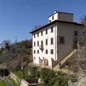 villa tartufo, tuscany